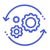 Adaptive automation icon