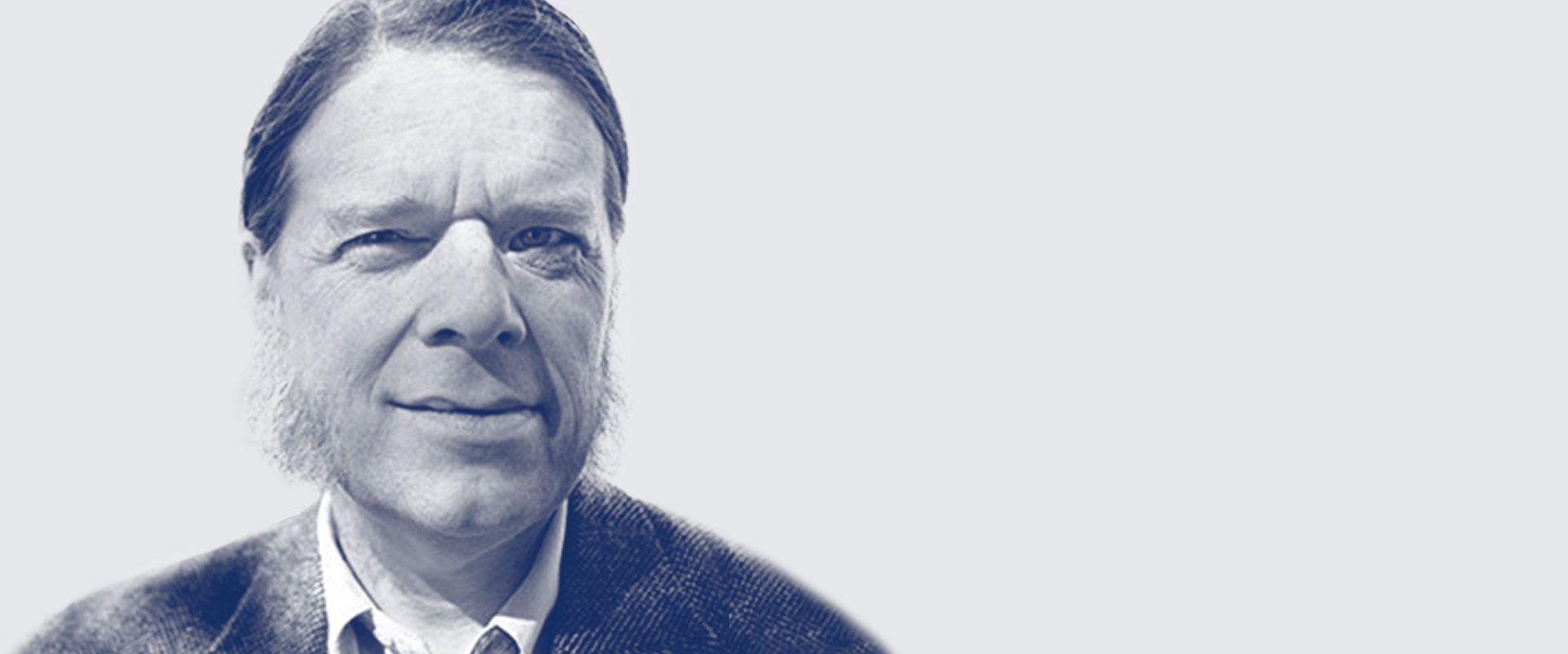A portrait of Dan Geer, Sc.D.