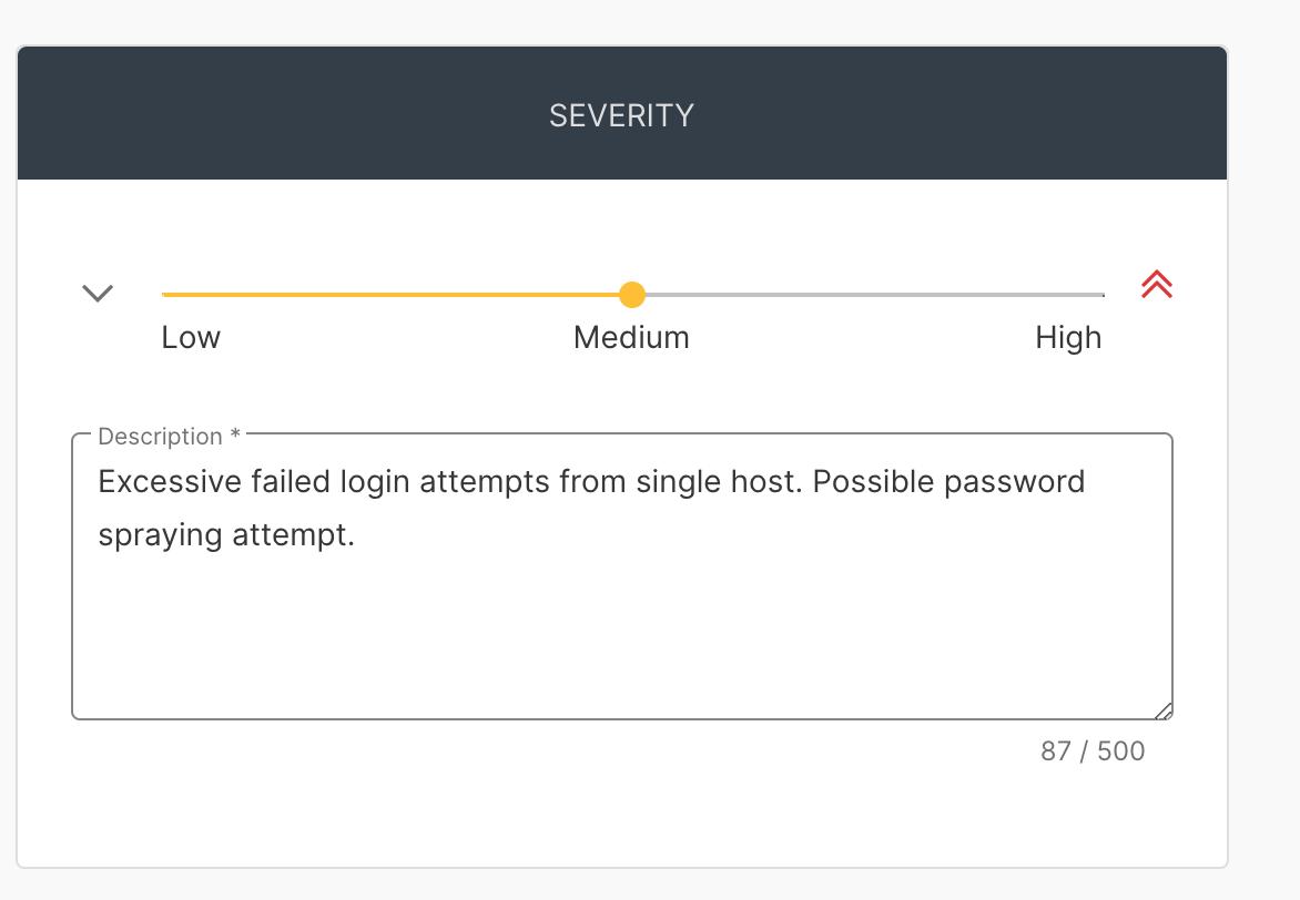failed login screen